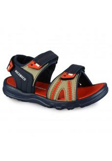 Nicoboco Yale Navy Blue Flip-Flops