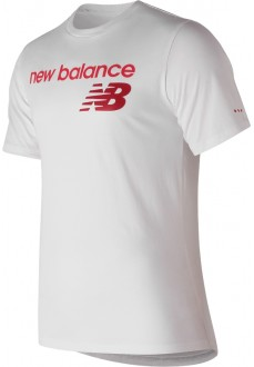 Camiseta N Balance Mc Nb Athletics Wc