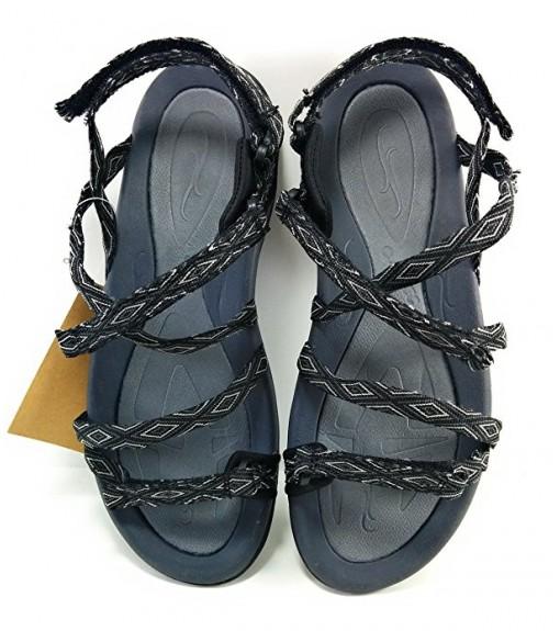 Hi Tec Santorini Strap Black/Charcoal/Cool Sandals   Sandals/slippers   scorer.es