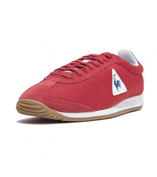 Le Coq Sportif Quartz Nylon Gum Vintage Red/Classi Trainers | Low shoes | scorer.es