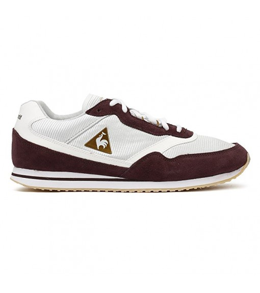Le Coq Sportif Louise Suede Nylon/Gum Fudge/Old Br Trainers | Low shoes | scorer.es