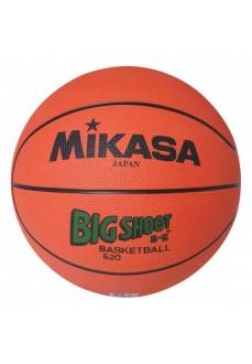Balón MIKASA Mini Basketball Naranja 520 | scorer.es