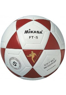 Mikasa FT-5 White/Red Ball