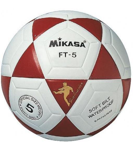 Balón Mikasa FT-5 Blanco/Rojo | scorer.es
