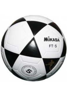 Balón Mikasa FT-5 Blanco/Negro 130017