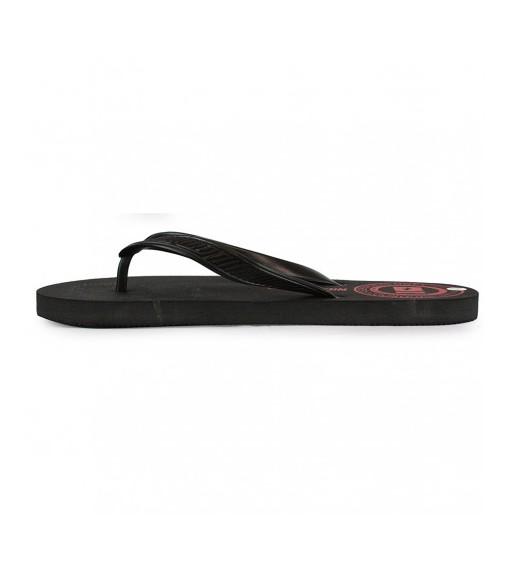 Nicoboco Trast 18 Black Flip Flops | Sandals/slippers | scorer.es