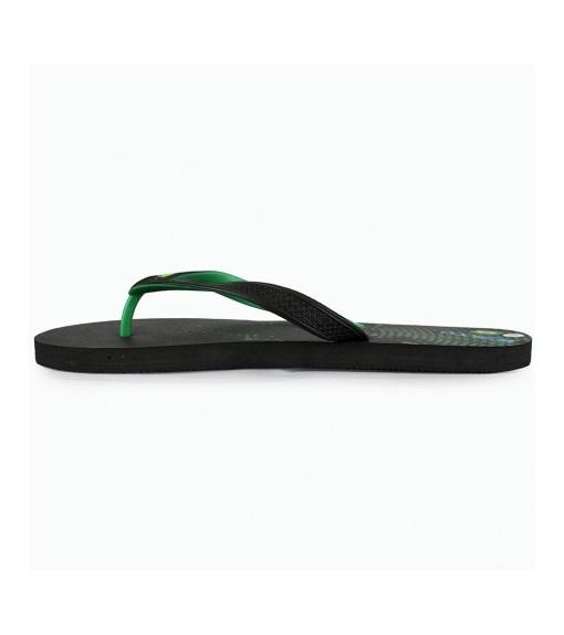 Nicoboco Brasil Black Flip Flops | Sandals/slippers | scorer.es