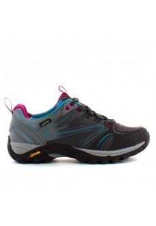 Chiruca Women's Cuba 05 Gray Trekking Shoes 4496305