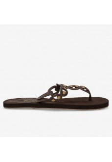 Nicoboco Nakuti Brown Flip Flops | Sandals/slippers | scorer.es