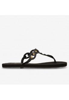 Nicoboco Nakuti Black Flip-Flops
