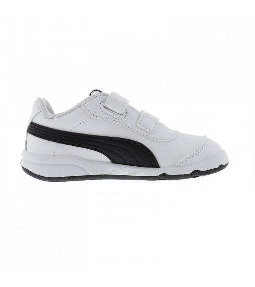 Puma Stepfleex 2 Sl V Inf Puma White Trainers   No laces   scorer.es