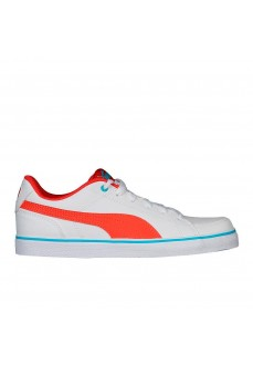 Zapatillas Puma Court Point Vulc V2 Ps Puma White-Hot
