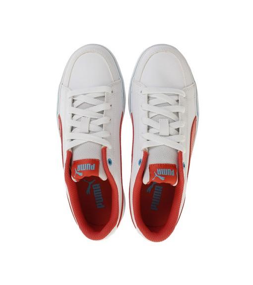 Puma Court Point Vulc V2 Ps White Trainers-Hot | Low shoes | scorer.es