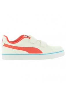 Zapatillas Puma Court Point Vulc V2 Ps Puma White | scorer.es