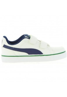 Zapatillas Puma Court Point Vulc V2 Ps Puma White