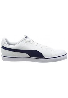 Zapatillas Puma Court Point Vulc V2 Puma White-BLue