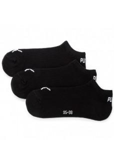 Calcetines Puma Unisex Sneaker Negro 261080001-200