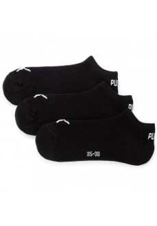 Puma Unisex Sneaker Black Socks 261080001-200