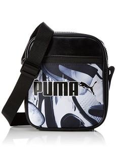 Campus Portable Puma Black-Sneaker | scorer.es