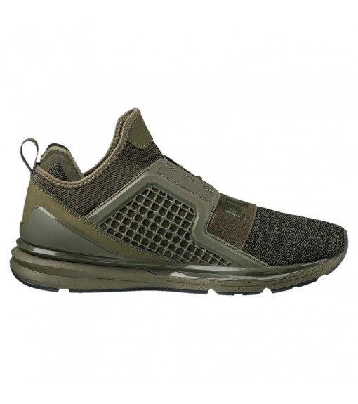 Puma Ignite Limitless Knit Green Trainers | High shoes | scorer.es