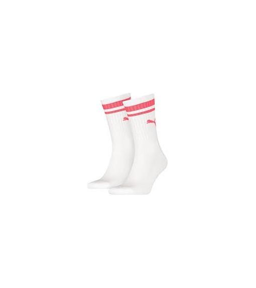 Puma Crew Heritage Strip White/Pink | scorer.es