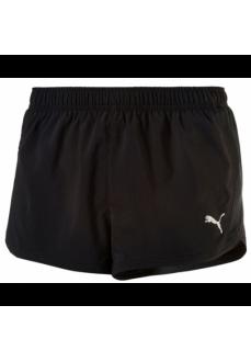 Core-run Split Shorts Puma Black