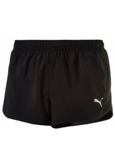 Core-run Split Shorts Puma Black