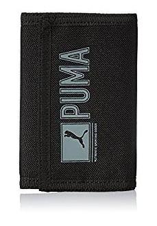 Puma Pioneer Wallet Black | scorer.es