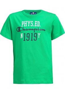 Camiseta Champion Cuello Caja Gs004 | scorer.es