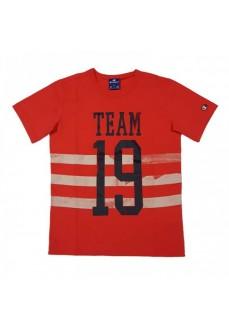 Camiseta Champion Jr Cuello Caja Rs004 | scorer.es