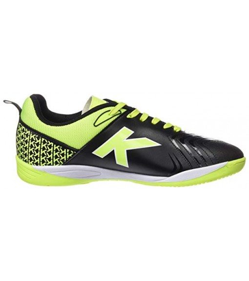 K-Pivot Indoor Boot Cro Black and Green | Football boots | scorer.es