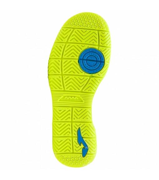 Zapatillas de fútbol sala de niño Joma Top Flex Jr 816 con velcro   scorer.es