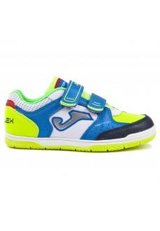 Zapatillas de fútbol sala de niño Joma Top Flex Jr 816 con velcro
