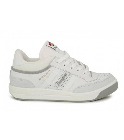 J'Hayber Olimpo Men's Shoes White/Grey 63638-850 | Low shoes | scorer.es