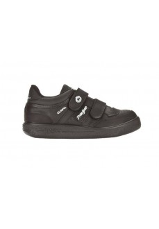 Jhayber Men's Olimpia Trainers Black/White 51189-1