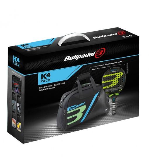 Pack Bullpadel K4 Pro 17 | scorer.es