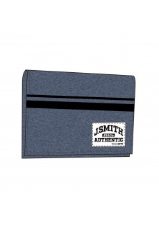 J.Smith Navy Blue Vigore Wallet