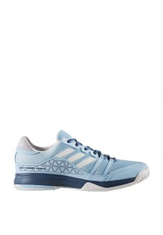 Adidas Barricade Court Iceblue/Ftwwht Trainers