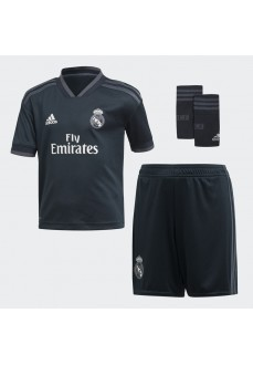 Minikit Adidas Real Madrid 2ª Equipacion