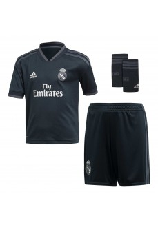 Minikit Adidas Real Madrid Away Shirt