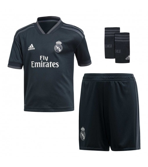 Minikit Adidas Real Madrid 2ª Equipacion | scorer.es