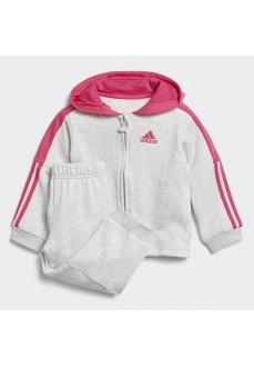 Chándal Adidas Logo Hooded Fleece
