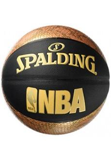 Balón Baloncesto Spalding Nba Snake Black/Gold   scorer.es
