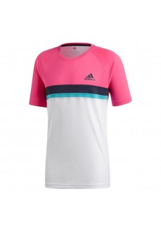 Camiseta Adidas Club C/B Shock Pink