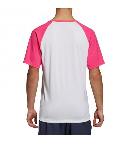 Adidas Club C/B Shock Pink T-Shirt   Short sleeve T-shirts   scorer.es