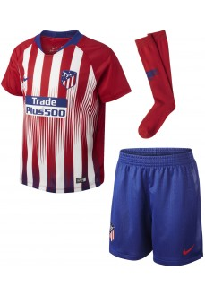 Conjunto Nike Atlético 1ª Equipacion