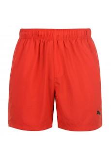 "Pantalón Corto Puma Revel Woven Shorts 5"" Flame Scarlet"