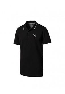 Ess Pique Sports Polo Cotton Black | scorer.es