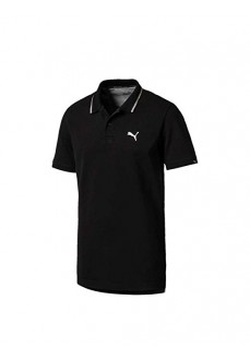 Ess Pique Sports Polo Cotton Black