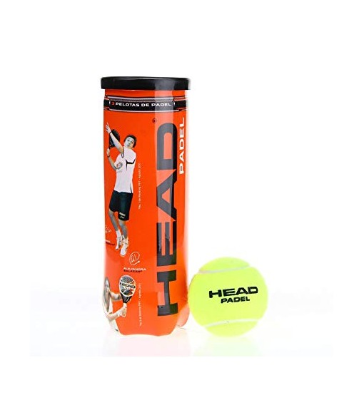 HEAD 3-Pack Paddle Tennis Balls | Paddle accessories | scorer.es